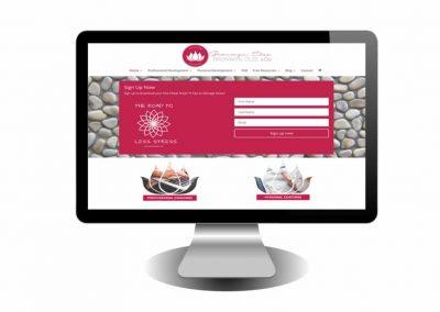 Bronwyn Clee Website