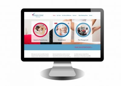 Trigger Point Physio Website