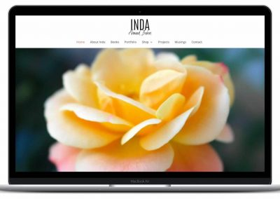 Inda Binda Website
