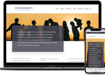 Sean Moriarty Website