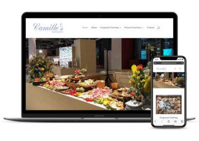 Camille's Kitchen Website